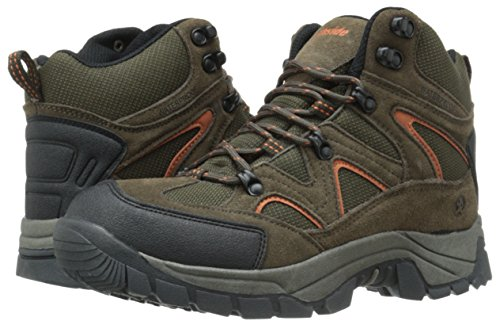 Pictures of Northside Mens Snohomish Leather Waterproof Mid Hiking 4