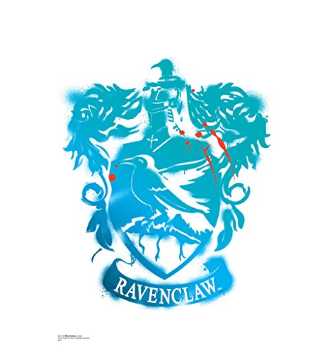 Ravenclaw Crest - Harry Potter and the Deathly Hallows - Adv