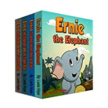 Children Boxed Sets Kindergarten: Ernie the Elephant Box Set: bedtime stories for kids ages 2-6