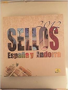SELLOS ESPAÑA Y ANDORRA: Amazon.es: Correos y Telégrafos, Correos ...