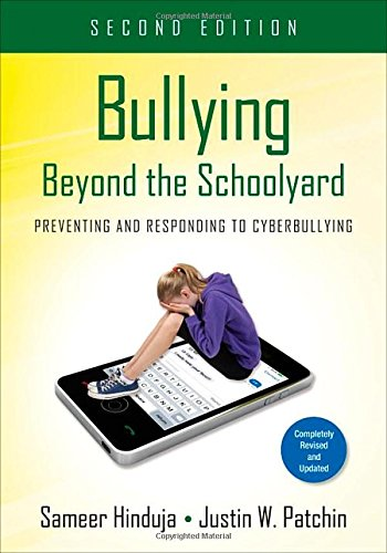 Pdf Teaching Bullying Beyond the Schoolyard: Preventing and Responding to Cyberbullying