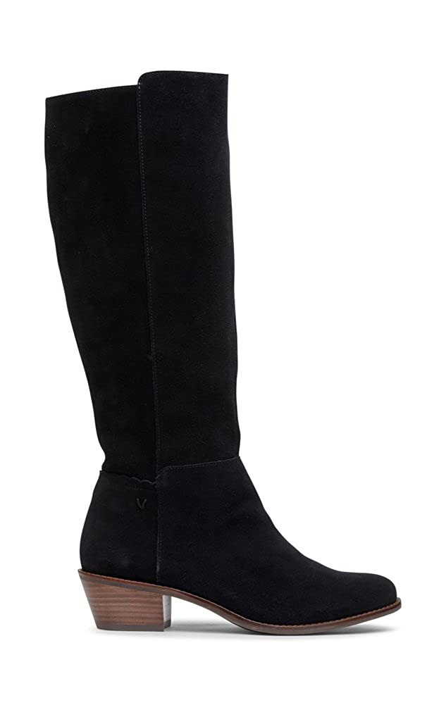 Vionic Womens Joy Tinsley Knee High Boots Ladies Tall Boots with Concealed Orthotic Arch Support