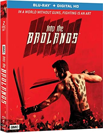 Into the Badlands Season 1 dvd release date