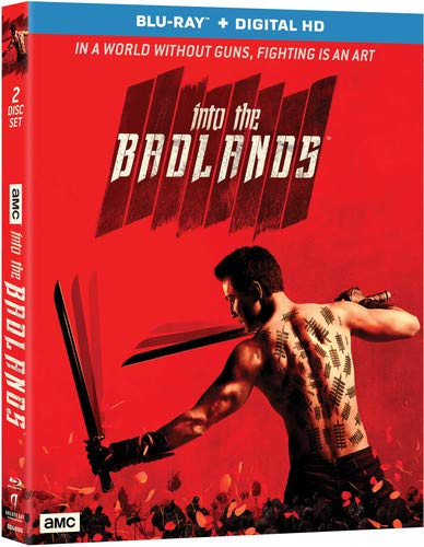 Into the Badlands SN1 BD/UV [Blu-ray] Daniel Wu Aramis Knight Marton Csokas Emily Beecham