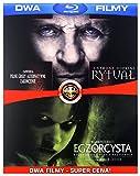 MOVIE/FILM-BD 2 PACK RYTUAL/EGZORCYSTA