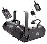 NEW! CHAUVET HURRICANE H1800 FLEX Fog/Smoke Pro Machine w/ FC-W Wireless Remote