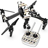 Skin For DJI Inspire 1 Quadcopter Drone – Lodge Stripes | MightySkins Protective, Durable, and Unique Vinyl Decal wrap cover | Easy To Apply, Remove, and Change Styles | Made in the USA