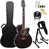 Takamine GN75CE TBK-KIT-2 NEX Cutaway Acoustic-Electric Guitar
