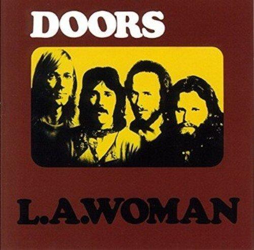 doors la woman cd - 2