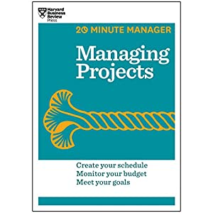 Managing Projects Hörbuch