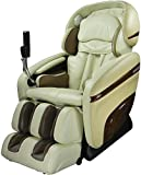 Osaki OS-3D Pro Dreamer D Model OS-3D Pro Dreamer Zero Gravity Massage Chair, Cream, Large LCD Display, 3D Massage Technology, 2 Stage Zero Gravity, 2nd Generation S-Track, Accupoint Technology, Computer Body Scan, MP3 Player Connection