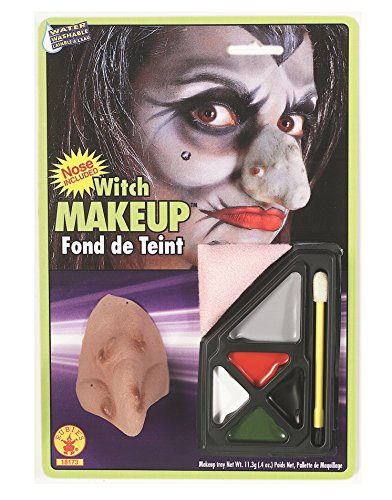 Rubie's Witch Makeup Kit - Halloween Makeup For A Witch
