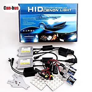 DK 12V 35W H1 30000K Premium Ac Error-Free Canbus Compatible Ballasts Hid Xenon Kit For Headlights