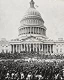 ClassicPix Photo Print 8x10: The U.S. Capitol, Inauguration of President Theodore.