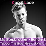 My Stepbrother, Bundle 2: Dating My Stepbrother/Stepbrother Surveillance/Seducing My Stepbrother: Taboo: The Boy I Grew Up With