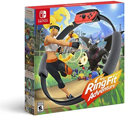 Ring Fit Adventure - Standard Edition - Nintendo Switch 3