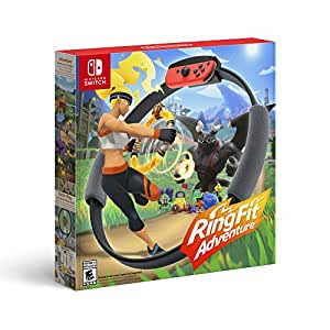 RingFit Adventure, Switch