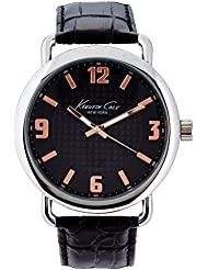Kenneth Cole New York Leather Mens Watch 10021751