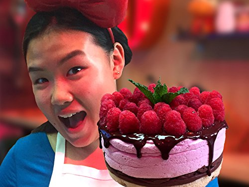 Perfecting Mousse - Raspberry Layer Mousse Cake