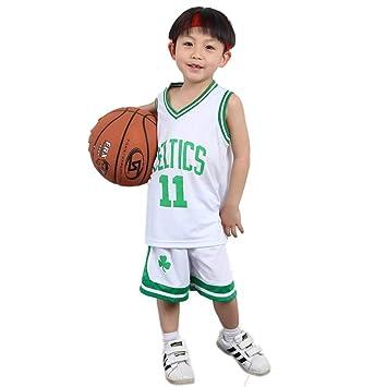 KSWX Camiseta de Baloncesto Niño Celtics # 11 Ropa De ...
