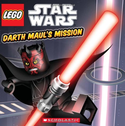 LEGO Star Wars: Darth Maul's Mission (Episode 1) (Gon Obi Qui Wan)