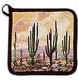 Kay Dee Designs V0032 Desert Sunset Southwest Potholder