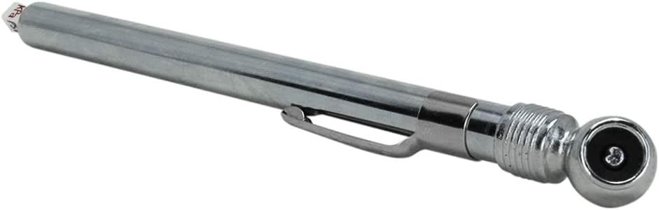 Milton (S-921) Single Chuck Head Pencil Tire Pressure Gauge - Passenger Car