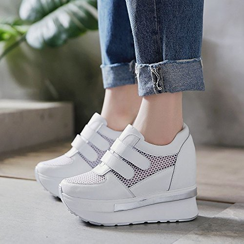 Bottom And Shoes women's Women'S eight Covered shoes Comfort Thick Shoes Gauze Casual Thirty With GTVERNH Are Are Sqx0w8R