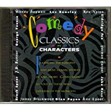 Comedy Classics And Characters