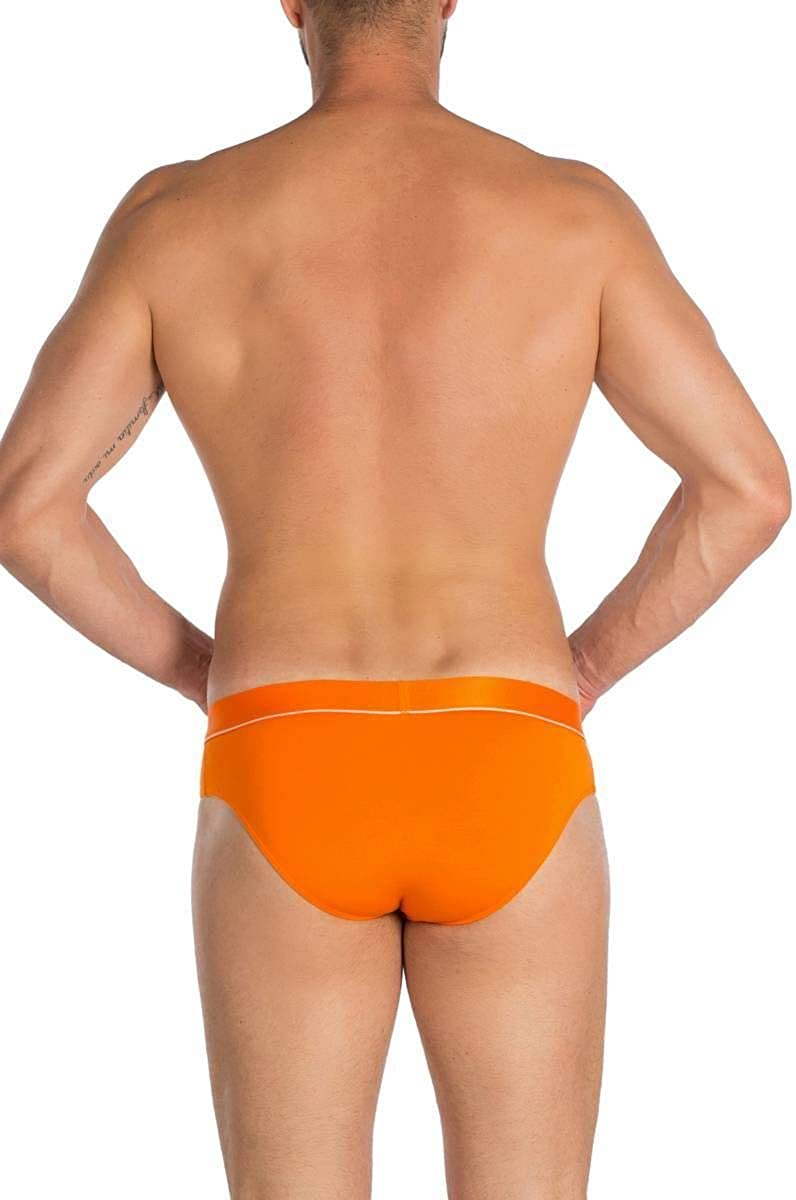 Orange Obviously Mens PrimeMan AnatoMAX Brief
