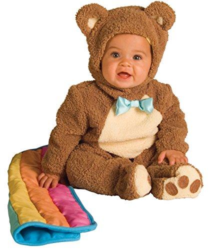 Oatmeal Bear Costume - Infant