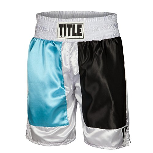 TITLE Panel Pro Boxing Trunks