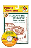 Make Way for Ducklings, Robert McCloskey, 0142413860