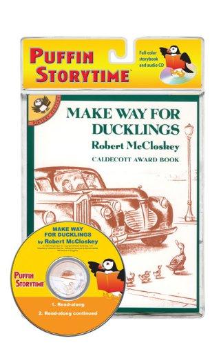 Make Way Ducklings Robert McCloskey product image