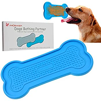 Amazon Com Perfect Curve Lick Lick Pad Dog Washing