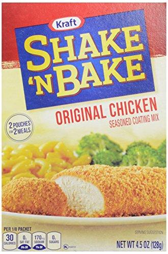 Shake N Bake Seasoned Coating Mix for Chicken, Original, 4.5 oz