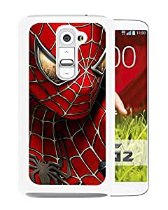 New Beautiful Custom Designed Cover Case For LG G2 With Spider Man 5 (2) Phone Case