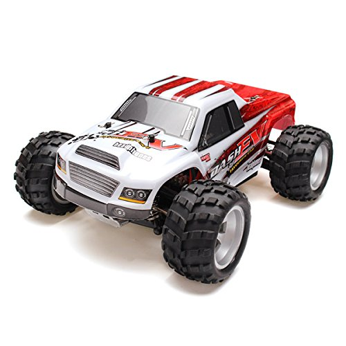 WLtoys A979B 4WD 1/18 Monster Truck RC Car 70km/h (Rc Truck Antenna)
