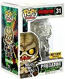 Funko Predator POP! Movies Predator Exclusive Vinyl Figure #31 [Translucent Bloody Variant]