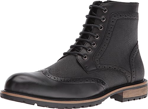 Steve Madden Men's Slayr Black Boot 12 D (M)