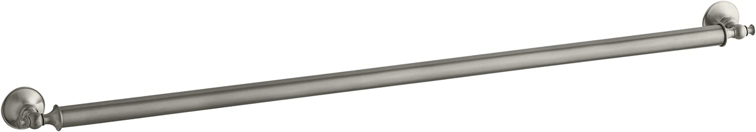 "B0047GFB2U Kohler K-11876-BN Traditional 42"" Grab Bar, Vibrant Brushed Nickel 51ZIVB-dMGL"
