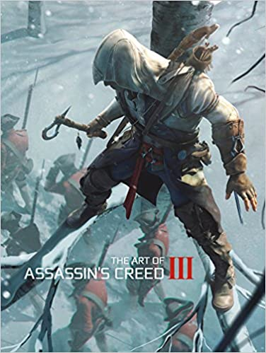 01c8a746f8b Amazon.com  The Art of Assassin s Creed III (9781781164259)  Andy ...
