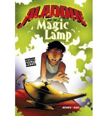 [(Aladdin and the Magic Lamp )] [Author: Carl Bowen] [Mar-2013]