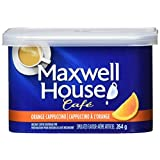 MAXWELL HOUSE Café Orange Cappuccino Instant Coffee 264G