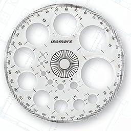 Isomars Circle Modern Master Template 360°