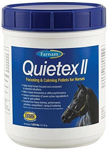 Farnam 554173 Quietx II Pellets, 1.625 lb