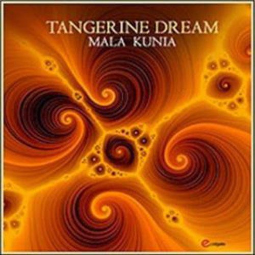 CD : Tangerine Dream - Mala Kunia (Germany - Import)