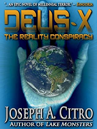 book cover of Deus-X: The Reality Conspiracy