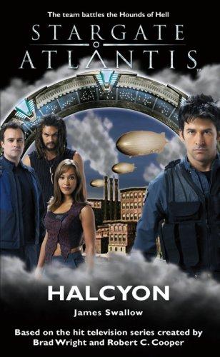 Read Online Stargate Atlantis: Halcyon pdf