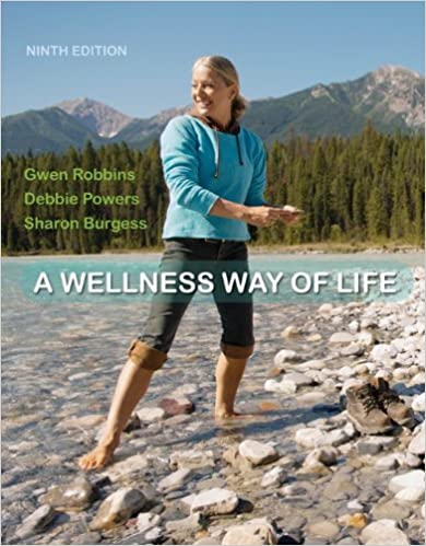Book Looseleaf for A Wellness Way of Life